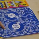 Novalia, in collaboration with DJ QBert, are creating futuristic vinyl records. Image and full story here: http://www.novalia.co.uk/portfolio/dj-qbert-interactive-dj-decks/